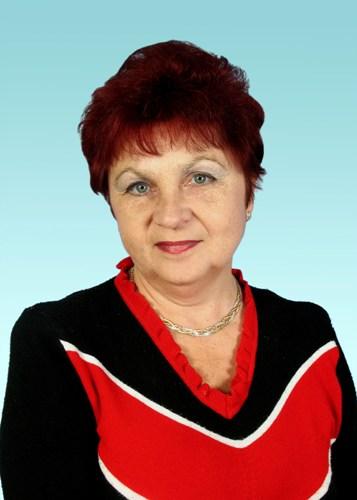 Суровцева Нина Алексеевна